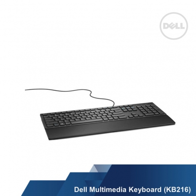 DELL MULTIMEDIA KEYBOARD (KB216)