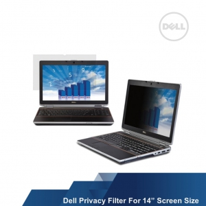 "DELL PRIVACY FILTER FOR 14"" SCREEN SIZE"