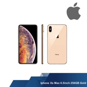 Iphone Xs Max 6.5inch 256GB Gold , Model: A1921