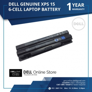 DELL GENUINE XPS 15 L501X L502X/17 L701X L702X/L401X 6 CELL 56WH LAPTOP BATTERY