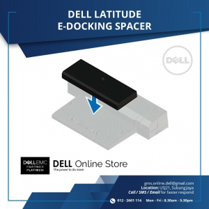 DELL LATITUDE E-DOCKING SPACER