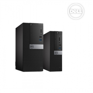 Dell Optiplex 7060 Minitower (INTEL I7-8700-4GB-1TB-DVDRW-INTEL HD-3YRS PROSUPPORT) Ready Stock