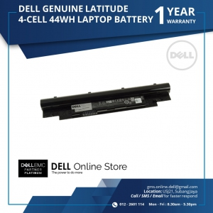 DELL GENUINE LATITUDE 3330/VOSTROV131/INSPIRON 14Z(N411Z)/13Z(N311Z) 4 CELL 44WH LAPTOP BATTERY