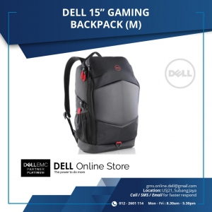DELL 15 GAMING BACKPACK (M)