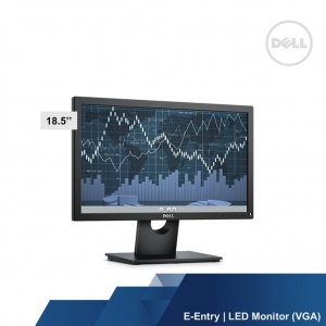 DELL E-ENTRY E1916H 18.5 LED MONITOR