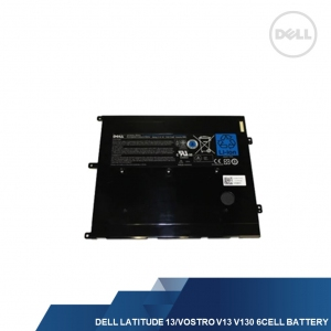 DELL GENUINE LATITUDE 13/VOSTRO V13 V130 6 CELL 30WH LAPTOP BATTERY