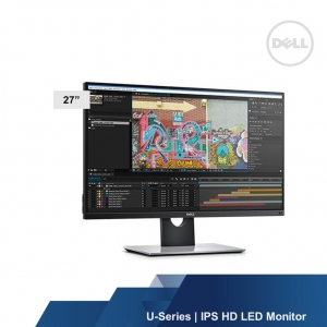 DELL U-SERIES UP2716D 27 IPS HD PREMIER COLOR LED MONITOR