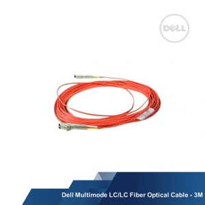 Dell Multimode LC/LC Fiber Optical Cable - 3M