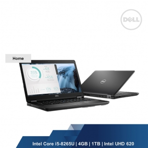 DELL INSPIRON 5480 (INTEL I5-8265U 4GB,1TB,INTEL HD,WIN10HOME,2YRS)