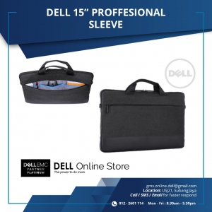 DELL 15 PROFFESIONAL SLEEVE