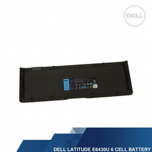 DELL GENUINE LATITUDE E6430U 6 CELL 60WH LAPTOP BATTERY