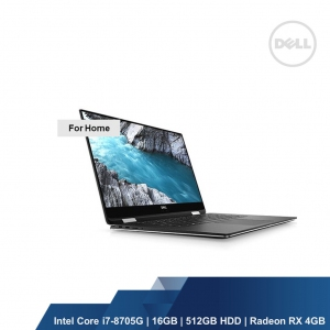 DELL XPS 9575 (2IN1) (INTEL I7-8705G,16GB,512GB SSD,RADEON RX VEGA 870,W10 HOME,1YR)