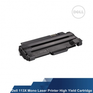 Dell 113X Mono Laser Printer High Yield Cartridge