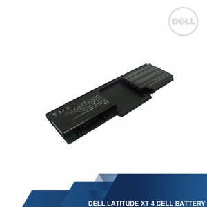 DELL GENUINE LATITUDE XT 4 CELL LAPTOP BATTERY