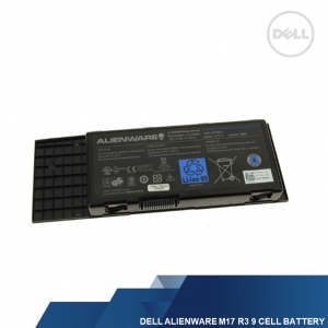 DELL GENUINE ALIENWARE M17X R3 9 CELL LAPTOP BATTERY