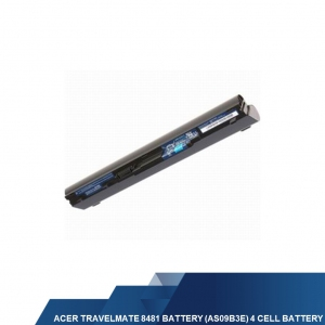 ACER TRAVELMATE 8481 BATTERY (AS09B3E) 4 CELL BATTERY