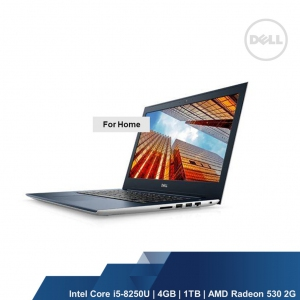 DELL VOSTRO 5471(INTEL I5-8250U,4GB,1TB,AMD RADEON 530 2G,WIN10HOME,1YRS)