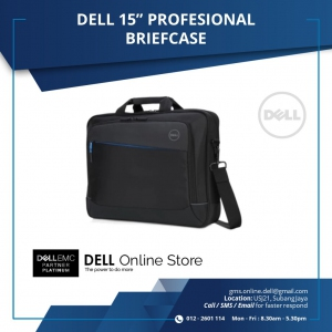 DELL 15 PROFESIONAL BRIEFCASE