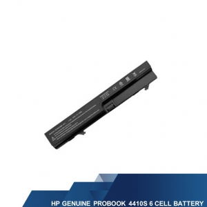 HP GENUINE PROBOOK 4410S 6 CELL BATTERY