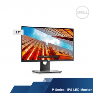DELL P-SERIES P2418D 23.8 IPS QHD LED MONITOR