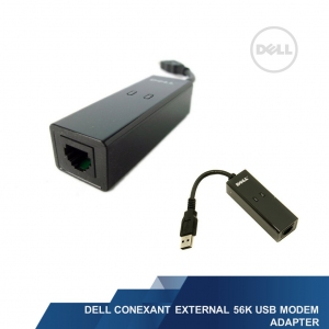 DELL CONEXANT EXTERNAL 56K USB MODEM ADAPTER DP/N: NY108, NW147 RD02-D400