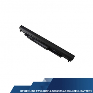 HP GENUINE PAVILION 14 AC000/15 AC000 4 CELL BATTERY