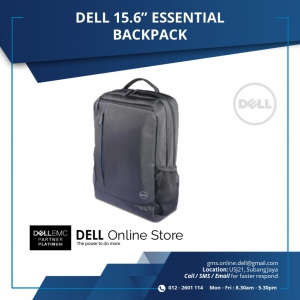 DELL 15.6 ESSENTIAL BACKPACK
