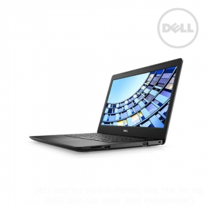 "DELL VOSTRO 3490(i5-10210U, 4GB, 1TB, 14"" HD, INTEL UHD 620, W10P, 3YRS PROSUPPORT)"