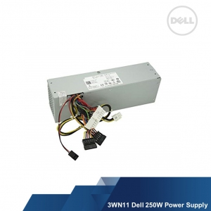 DELL GENUINE 3WN11 250W Power Supply for OptiPlex 390/790/990/3010/7010/9010 SFF