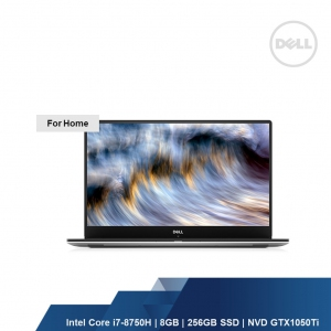 DELL XPS 9570 (I7-8750H,8GB,256GB SSD,NVD GEFORCE GTX 1050Ti,W1OH,1YRS)