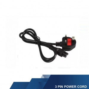 3PIN POWER CORD FOR NOTEBOOK