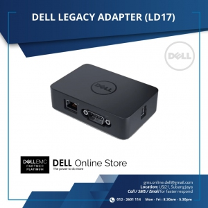 DELL LEGACY ADAPTER (LD17)