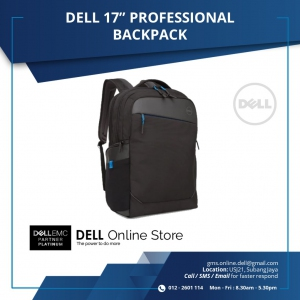 DELL 17 PROFESSIONAL BACKPACK